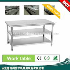 stainless steel corner work table commercial kitchen used stainless steel corner workbench table buy