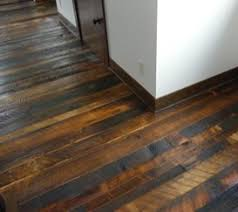 reclaiming wood for one of a wood flooring