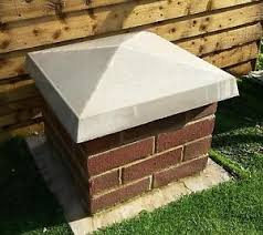 wall capping stones ebay