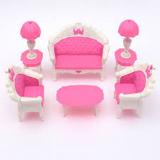 Barbie Dolls House Furniture Online Get Cheap Plastic Dollhouses Aliexpress Com Alibaba Group
