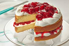 sunshine strawberry french vanilla cake duncan hines
