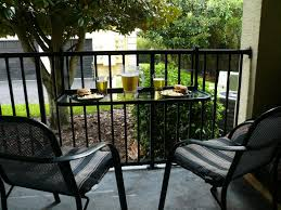 small balcony table and chairs space saving table for small balconies home designing balcony