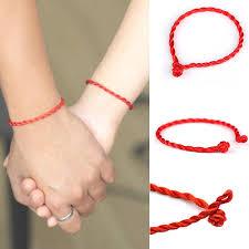red rope bracelet images Red bracelets ebay jpg