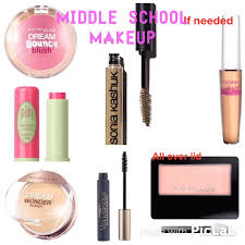 make up school middle school makeup make up middle school
