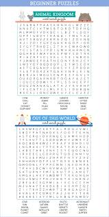 printable puzzles to keep your kids busy savvy nana