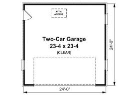 garage floorplans two car garage plans 2 car garage plan 001g 0001 at