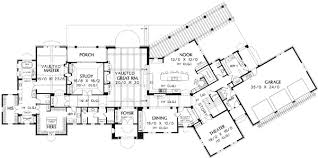 guest house floor plans five bedroom luxury with guest house 69242am architectural