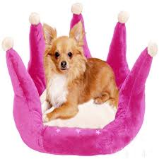 Princess Dog Bed With Canopy by Aliexpress Com Buy Velour Dogs Princess Bed Soft Puppy Pet Sofa