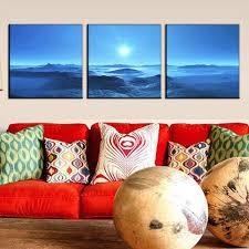 wohnzimmer leinwand aliexpress buy 3 teile los moderne wandkunst bilder gedruckt