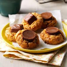 ultimate candy bar cookies recipe taste of home