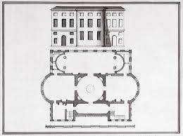 Scale Floor Plan by South Elevation And First Floor Plan Of Shire Hall Hertford With