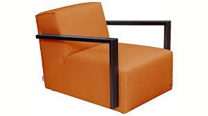 clp edelstahl freischwinger stuhl magnus loungesessel mit