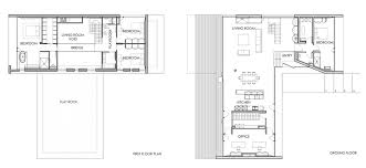 Lake Floor Plans Gallery Of House On The Lake Aum Architecture 15