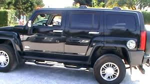 luxury hummer 2007 hummer h3 3 7 4s luxury automatic full review start up