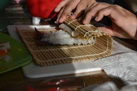 cours cuisine japonaise épinglé par des cupcakes plein la tête sur atelier cuisine