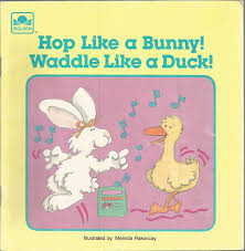 like a bunny hop like a bunny waddle like a duck melinda rakoncay amazon