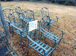 Wrought Iron Patio Furniture by Wrought Iron Patio Chairs 0 Craigslist