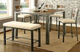 industrial style pub table industrial style pub table set