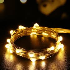 20 led micro lights battery operated new 20 led warm white micro starry copper wire string lights
