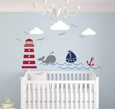 Custom Nursery Wall Decals by Baby Room Shamand Com