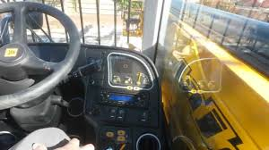 operating a jcb 535 140 forklift youtube