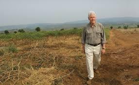 bill clinton talks global agriculture modern farmer