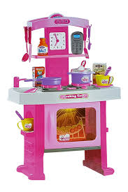 Kitchen Sets For Girls Buy Toyshine Big Size Multi Skill Kitchen Set Toy With Music And