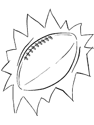 american football coloring pages 5 coloring kids