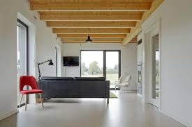 minimalist design farm house wood materials