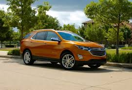 2018 chevrolet equinox test drive