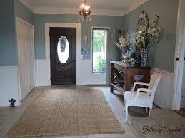 gates a formal french rug