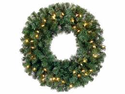 awesome wreath lights best lighted outdoor