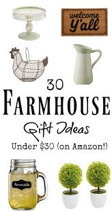 Kitchen Gift Ideas by 30 Farmhouse Gifts Under 30 On Amazon Southern Made Simple