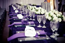 purple wedding decorations black and purple wedding decorations wedding corners