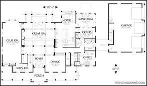 Colonial Floor Plans Open Concept 3 Multigenerational House Plans Build A Multigenerational Home