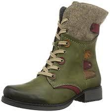 rieker s boots australia rieker s y9743 ankle boots amazon co uk shoes bags