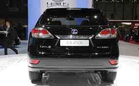 lexus crossover inside 2013 lexus rx 350 and rx 450h first look 2012 geneva motor show
