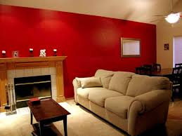 Red Dining Room Walls Beauteous 60 Red Living Room Paint Schemes Design Inspiration Of