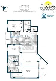 st croix condo floor plans daytona beach shores