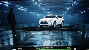 lexus commercial car commercial hex reveal 666 alert