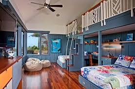 Kids Bedrooms That Usher In A Fun Tropical Twist - Kids room style