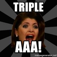 Vega Meme - triple aaa soraya montenegro de la vega meme generator