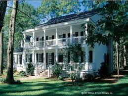 Southern Plantation Style Homes Eplans Neoclassical House Plan The Beaufort Ii 2631 Square