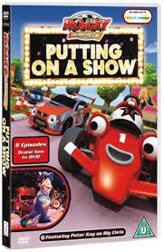 roary racing car putting show dvd hmv store