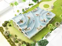 House Design Pictures Rooftop Stunning Contemporary House Design Concept With Huge Rooftop