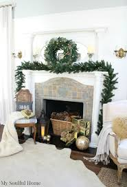 mantel decoration done easy and beautifully
