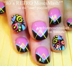 robin moses nail art cutest nails girly pink nails cute pink