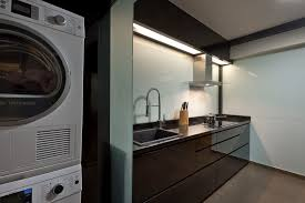Bto Kitchen Design Complete Renovation Project For Hdb 4 Rooms At Yishun