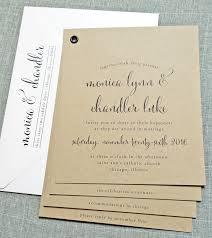 catholic wedding booklet kraft booklet wedding invitation sle black calligraphy