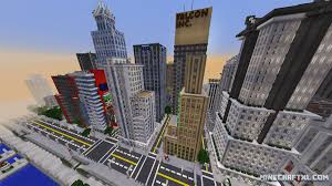 How To Use Minecraft Maps Greenfield Map Download For Minecraft 1 8 1 7 Minecraftxl